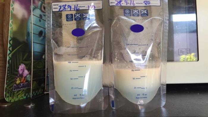 expressed-milk